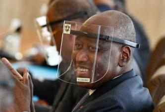 Côte d'Ivoire Les dernières images d'Amadou Gon Coulibaly ce mercredi au conseil des ministres avant son décès