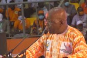 Simon Compaoré: «À tous ceux qui ont des agendas cachés appelant au report des élections, que le Tout puissant enlève cette vision diabolique en eux…»