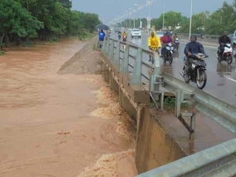 Saison pluvieuse  :  Des coupures de routes et d'ouvrages de franchissement sont à craindre selon
