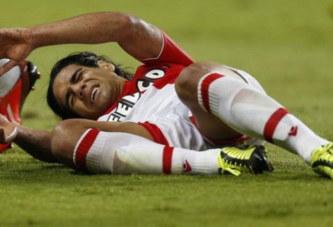 Football: Falcao blessé, la Côte d'Ivoire respire
