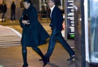Ce qui s'est passé un soir entre le propriétaire d'un resto et la femme du Président Obama