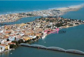 Sénégal : La ville de Saint-Louis menacée de disparaître