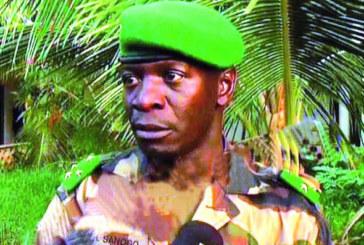 Sanogo, stressé après le durcissement de sa condition de détention