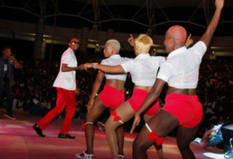 Les ex–danseuses de Serges Beynaud dans la musique