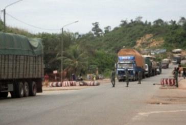 Le chauffeur disparaît avec le camion