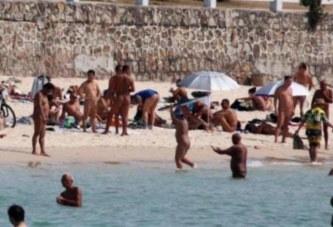 La Chine part en campagne contre le nudisme