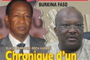 Compaoré - Kaboré: Chronique d'un divorce annoncé*