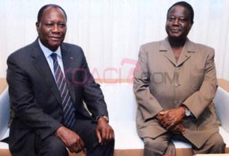 Côte d'Ivoire : 2015, Bédié fixe des conditions pour une candidature au RHDP