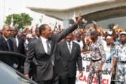 Côte d'Ivoire: Blaise Compaoré chaleureusement accueilli à Abidjan