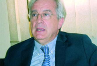 Monsieur Alain Holleville, ambassadeur de l'Union européenne au Burkina:  «Avec l'élection présidentielle de 2015 qui s'annonce, il n'est pas surprenant qu'il y ait une montée de la pression politique»