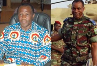 Burkina : François Compaoré et  Gilbert Diendéré   élevés au rang de commandeur de l'Ordre national