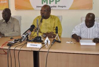 Roch Marc Christian Kaboré, président du MPP:  « Nous serons les intrépides défenseurs de la Constitution »