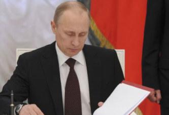 La Russie menace de représailles la diplomatie américaine
