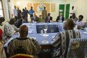 Vie des partis politiques:   Le MPP reçoit l'ambassadeur des Etats-Unis d'Amérique