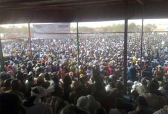 Meeting du MPP à Ouahigouya : Salif à la reconquête du Nord perdu