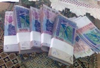 Plateau: Il utilise l'argent de son patron pour un « travaillement »