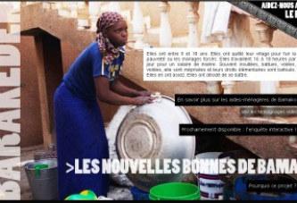 Prostitution des filles de ménage à Bamako : un fléau qui gagne du terrain