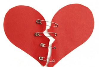 Les cinq étapes clés de la rupture amoureuse