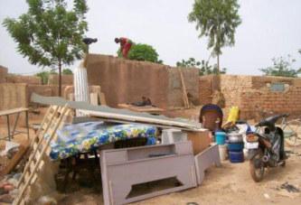 Tingandogo: un déguerpissement sous la menace de bulldozers