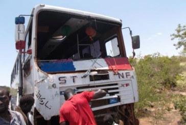 Route nationale n°1: 5 décès et 41 blessés dans un accident à Bobo-Dioulasso