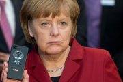 Le portable d'Angela Merkel espionné par les Etats-Unis ?