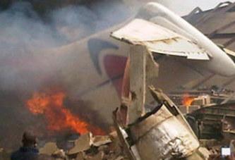 Nigeria : Au moins 15 morts dans le crash d'un avion à Lagos