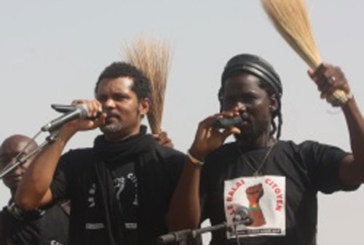 Meeting du MPP à Bobo: la mise au point du Balai citoyen