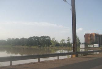 Barrage n°3 de Ouagadougou:   Le corps d'un bébé de sept mois repêché