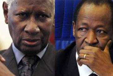 Burkina Faso : Diouf, Compaoré et l'OIF