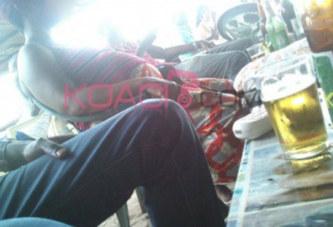Côte d'Ivoire: Un femme accouche complètement ivre