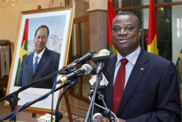 Présidence du Faso: La nouvelle photo officielle de Blaise Compaoré révélée