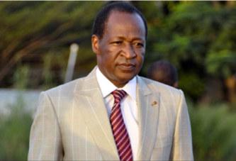 Blaise Compaoré promet de ne pas modifier l'article 37