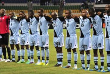 Le Botswana domine le Burkina Faso
