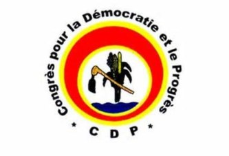 Le CDP déplore «l'agitation de l'opposition autour de la mise en place du Sénat»