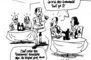 Cocody :  Des « côcôs » insatisfaits insultent leurs bienfaiteurs