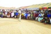 Meeting du MPP à Dori :  La présidentielle de 2015 dans le viseur