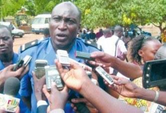 FasoMètre: En forme  Adjudant-chef major Boukary Drabo