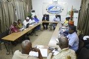 Présidentielle de 2015:  L'opposition politique « inquiète » du retard dans le chronogramme