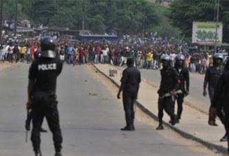 Rumeurs sur des élèves tués à balles réelles : démenti de la Direction Générale de la Police Nationale