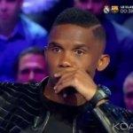 Cameroun : Samuel Eto'o Fils et sa veste à plus de 40 millions de FCFA