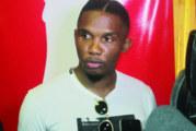 Samuel Eto'o au Burkina Faso:  «Je suis chez moi»
