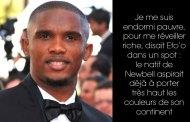 Samuel ETO'O : Le Champion aux multiples facettes