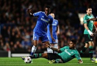 Vidéo:Le Lion Eto'o de Chelsea domine Schalke