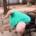 La femme la plus grosse du monde doit perdre 90 de ses 346 kilos pour… pouvoir se marier avec l'homme de sa vie (vidéo)
