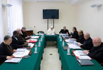Réforme de l'Eglise : les cardinaux du «G8» entrent dans le vif du sujet