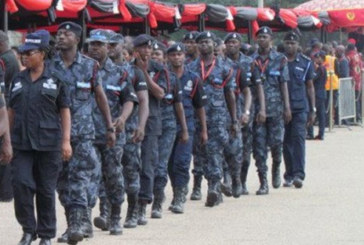 Ghana : La Police jalouse de son uniforme de service