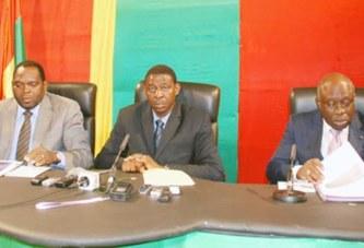 Sénat, calendriers des examens… : Explications de texte de Bongnessan et Moussa Ouattara