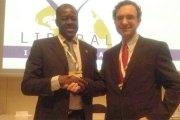 59e congrès de l'internationale libérale : Me Gilbert Noël Ouédraogo élu vice-président de l'organisation