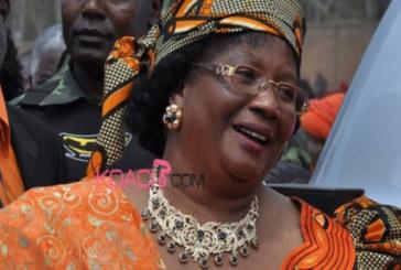 Malawi : La présidente de la république menacée de mort et visée par un complot