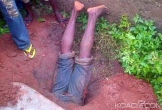 Nigeria : Il va voler un cadavre dans sa tombe et trouve la mort